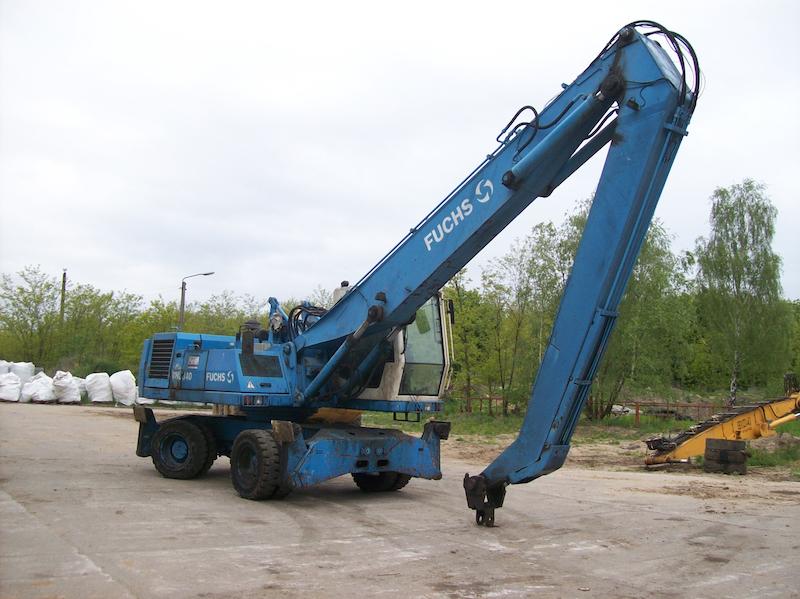 Fuchs MHL 340 2001 ZAMA